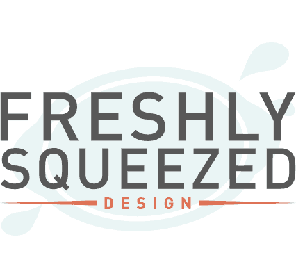 Leeds Web Design Freshly Squeezed Design Logo